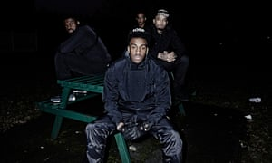Grime's new benchmark: Bugzy  and his (Manchester) homeboys.