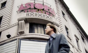London's iconic Astoria closed in 2009. Small music venues all over Britain are going out of business.