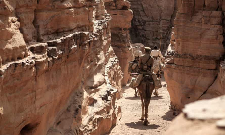 Scene from Theeb