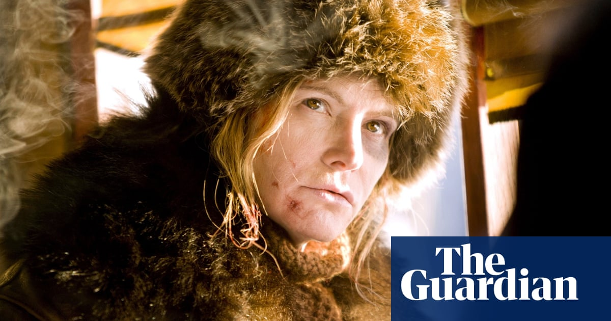 The Hateful Eight trailer is full of snow, spite and typical Tarantino |  Quentin Tarantino | The Guardian