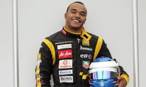 Whisper Films made Racing with the Hamiltons: Nic in the Driving Seat for BBC1.