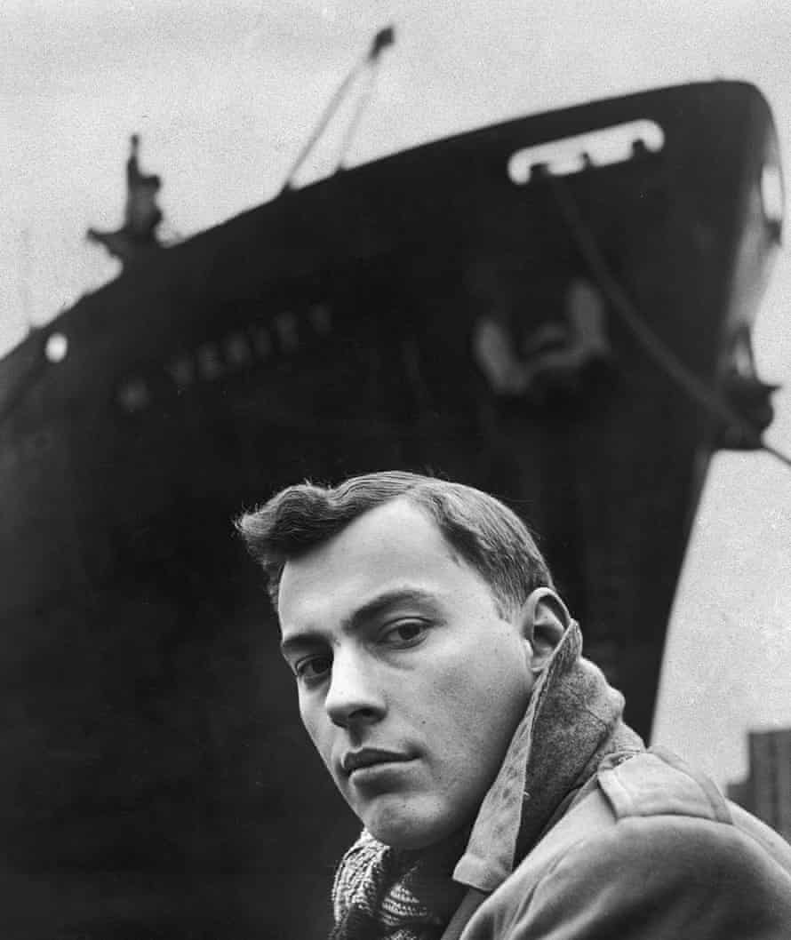Gore Vidal aged 21. Photograph: Jerry Cooke/Time & Life Pictures/Getty Image
