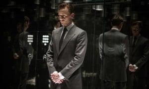 Loki to High-Rise ... Tom Hiddleston in Ben Wheatley's dystopian thriller.