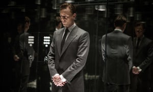 Loki to High-Rise ... Tom Hiddleston in Ben Wheatley's dystopian thriller.