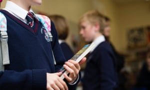 Small stores were boosted by sales of school uniforms, the ONS said.