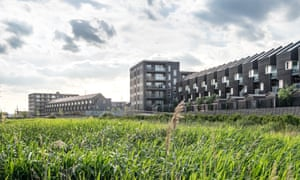 The Barking Riverside development is cut off by a major road and has very few amenities, making it possibly the most isolated place to live in London.