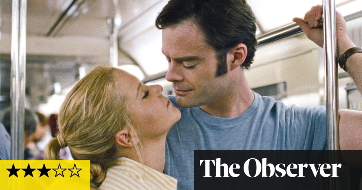 97634bc041af Trainwreck review – juicy romcom from Judd Apatow