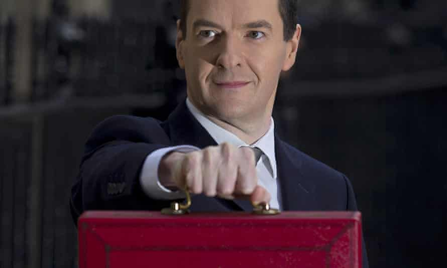 George Osborne: because he doesn't really understand what he's talking about, he can't describe his economic policies in simple enough terms.