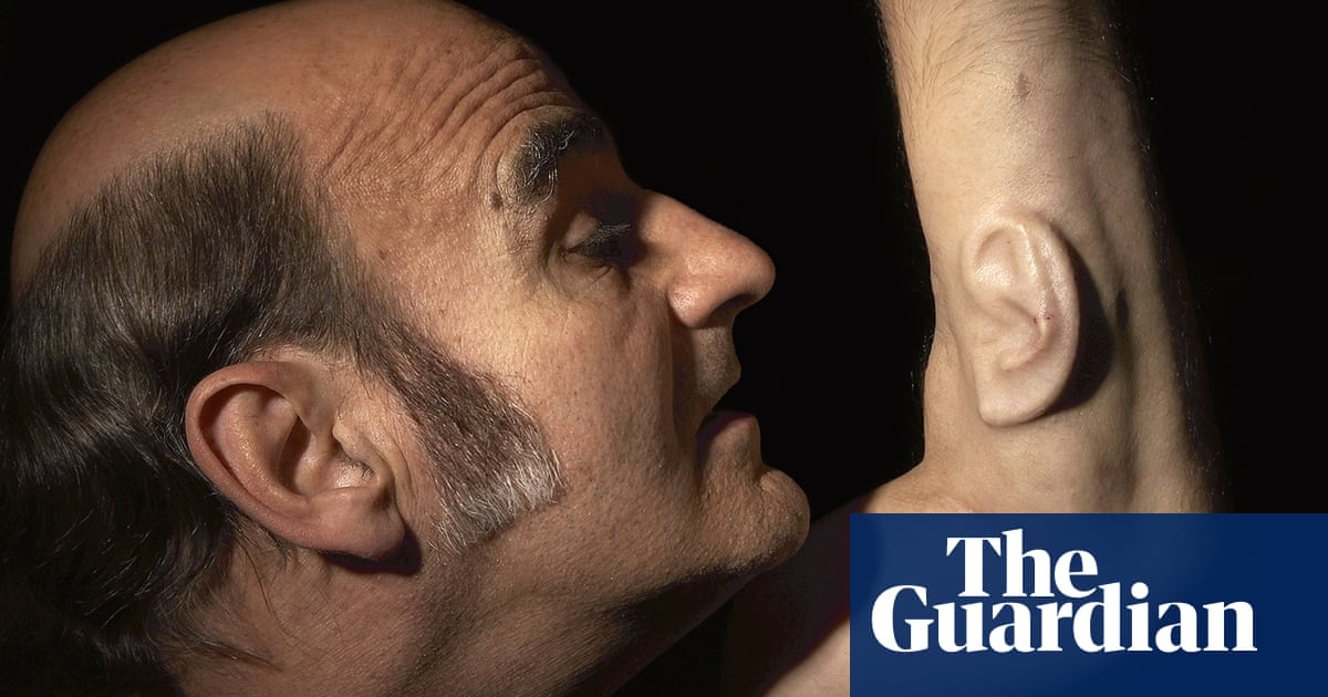 Body Hackers The People Who Turn Themselves Into Cyborgs Art And Design The Guardian