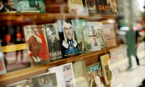 8 October will see more than 500 books published in preparation for Christmas.