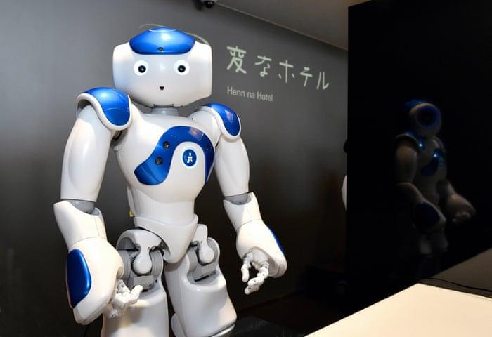 d74136f2549f88 Inside Japan s first robot-staffed hotel