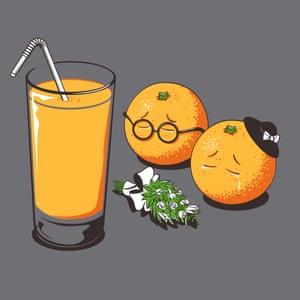 Chow Hon Lam oranges