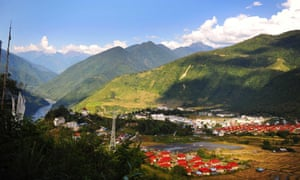 Medog in southwest China's Tibet Autonomous Region.