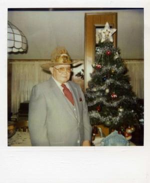 Found Polaroid project.