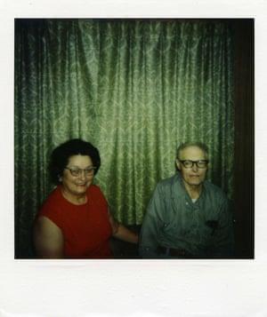 Found Polaroids.