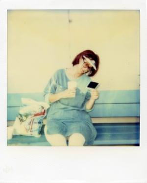 Found Polaroids project.