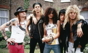 1985 was the year that gave us Guns N' Roses.