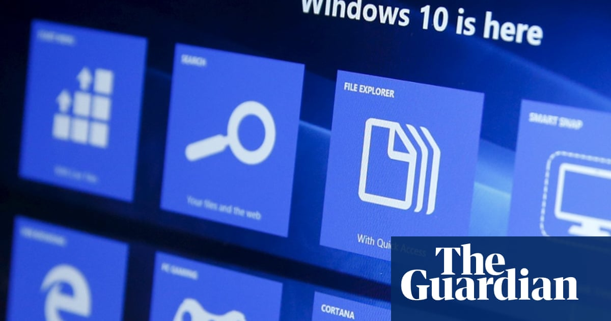 Windows 10: should privacy problems worry me? | Technology