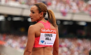 Jessica Ennis-Hill at the Olympics