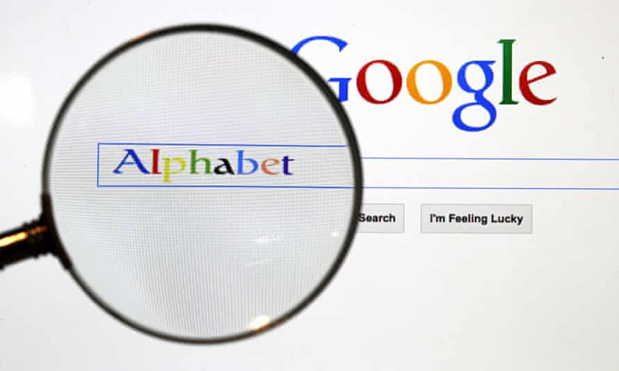 Google has rebranded itself as Alphabet