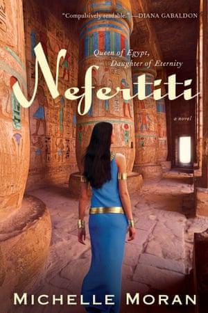 The book Nefertiti, by Michelle Moran