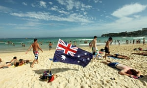 Australia is the top destination for gap-year students