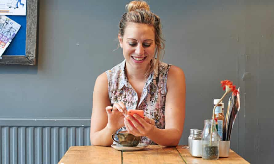 Scarlett Russell: 'I've know countless couples who have met on Tinder.'