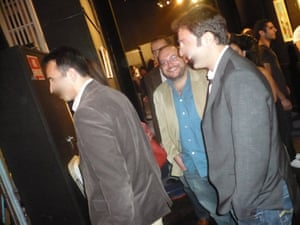 Jason Rezaian in San Francisco.