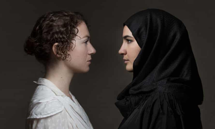 FelicityHoulbrooke and Filipa Bragança in Henry Naylor's Echoes