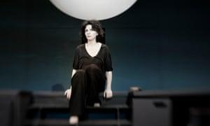 Juliette Binoche as Antigone