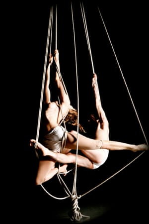 Ropework with Smoke and Mirrors