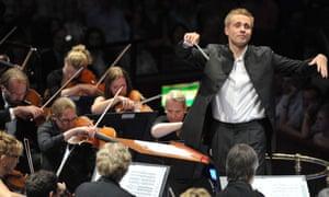 Petrenko and the Oslo Philharmonic.