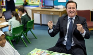 Prime minister David Cameron has said that he wants all schools to become academies.