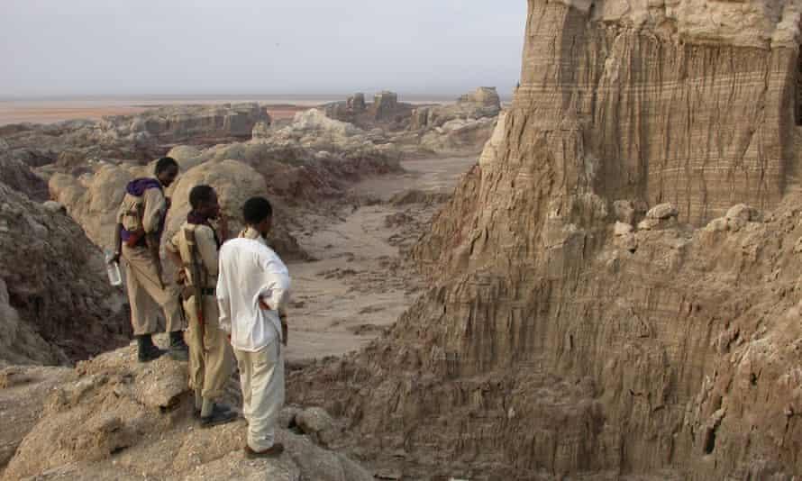 Eritrea natural resources