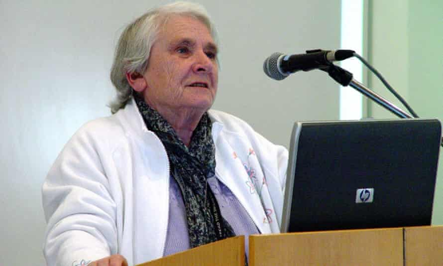 Kate Taylor, teacher and lecturer, who has died aged  86