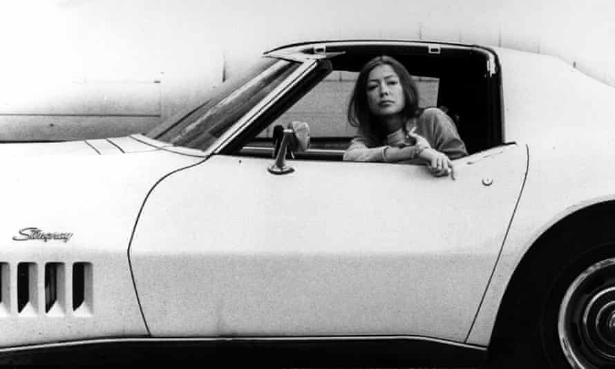 """""""An ever-more popular lifestyle brand"""" ... Joan Didion."""