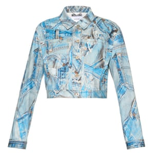 Moschino jacket from matchesfashion.com.
