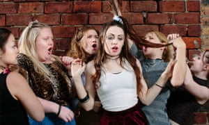 Our Ladies of Perpetual Succour heads to Tron in Glasgow.