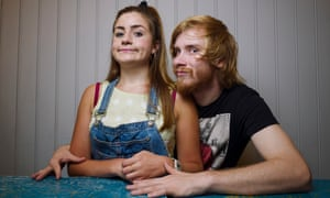 From drugs to infidelity: the comedy couple exposing their romance on stage