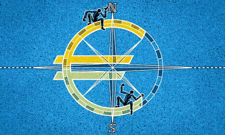 Matt Kenyon illustration on the eurozone and Greece