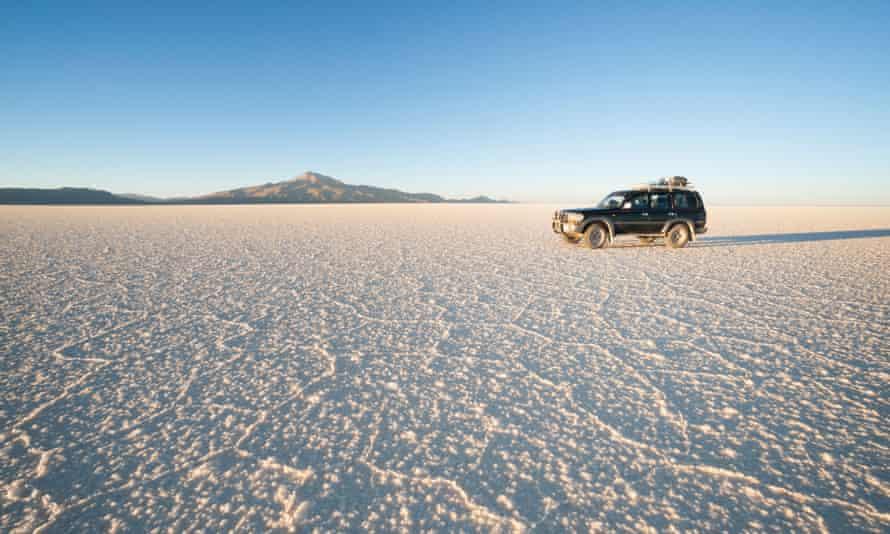 Jeep: dream car?