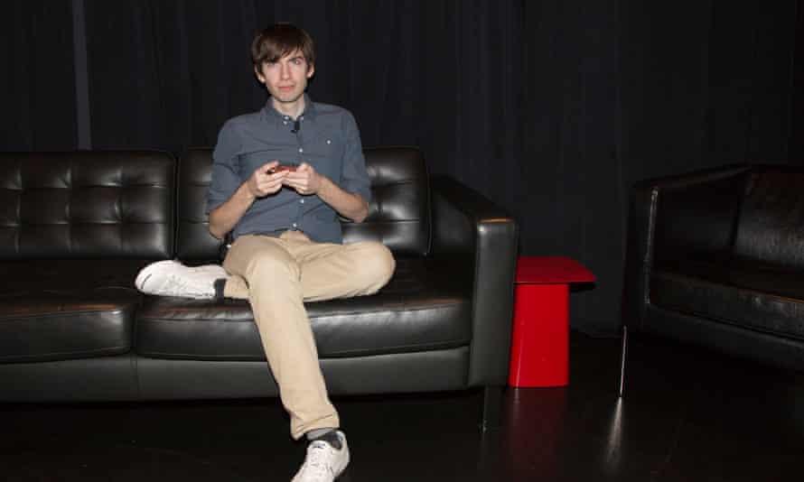 David Karp, Founder and CEO of Tumblr.