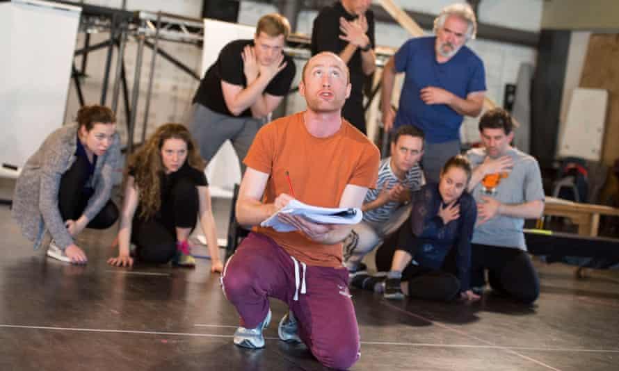 Rehearsals for Lanark