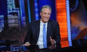 Former Daily Show host Jon Stewart