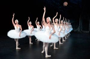 The St Petersburg Ballet Theatre at London's Coliseum.