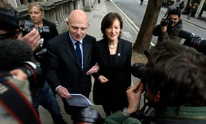 Sharon Shoesmith leaving the high court