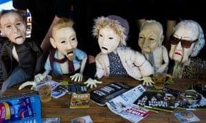 Citizen Puppet sends up London Road-style verbatim theatre