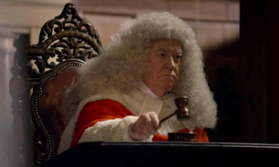 The high court judge on the Scandalous Lady W