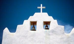 San José de la Laguna Mission y Convento, Nuevo Mexico.