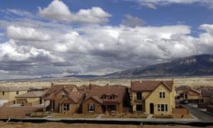 Al menos una población, Magdalena, al suroeste de Albuquerque, se había quedado sin agua y otras se encontraban al borde de una catástrofe.